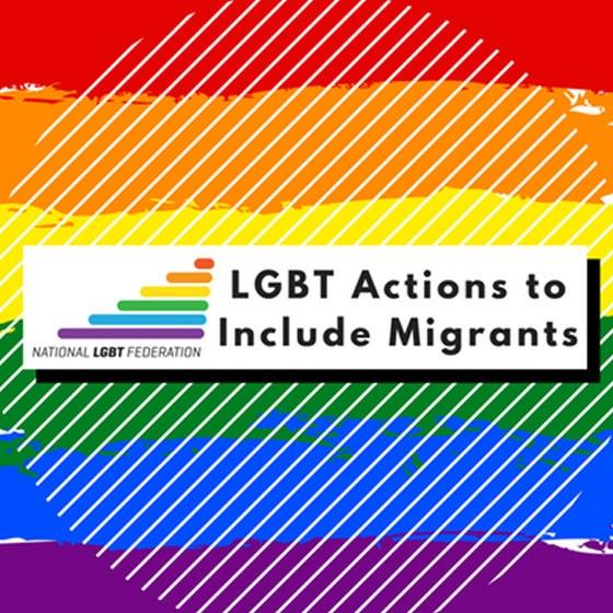 Calling all members of our wonderful LGBT community who are migrants to Ireland - we need you!